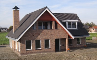 Nieuwbouw woning Spuidijk Kamperland